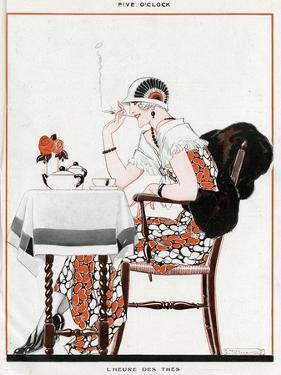 Five Oclock by René Vincent