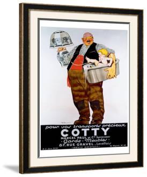 Moving Cotty by René Vincent