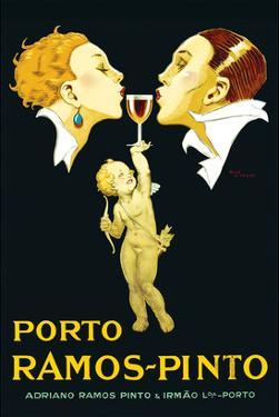Porto Ramos-Pinto by René Vincent