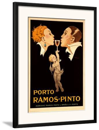Porto Ramos by René Vincent