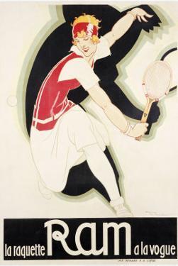 Ram, 1930 by René Vincent