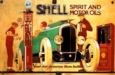 Shell by René Vincent