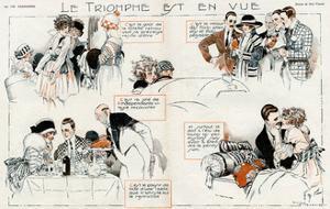 Spending Money 1918 by René Vincent