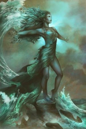Renee Biertempfel- Breaking Waves by Renee Biertempfel