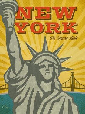 New York – The Empire State by Renee Pulve