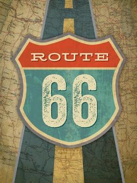 Route 66 by Renee Pulve