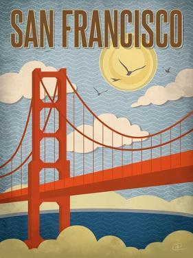 San Francisco – Golden Gate Bridge by Renee Pulve
