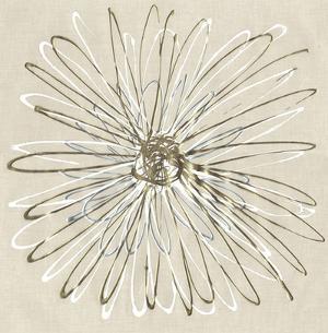 Atomic Flower I by Renee W. Stramel