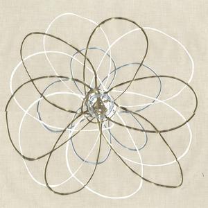 Atomic Flower II by Renee W. Stramel