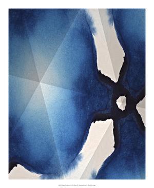 Indigo Daydream II by Renee W^ Stramel