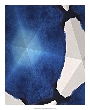 Indigo Daydream IX by Renee W^ Stramel