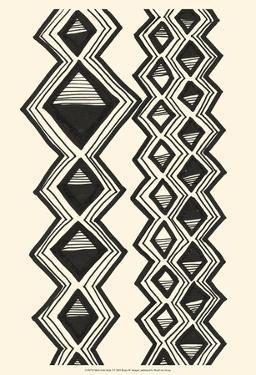 Mud Cloth Study I by Renee W. Stramel