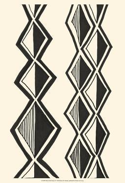 Mud Cloth Study II by Renee W. Stramel