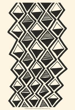 Mud Cloth Study IV by Renee W. Stramel