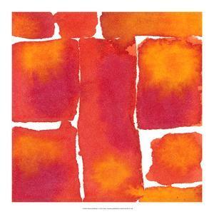 Saturated Blocks I by Renee W^ Stramel