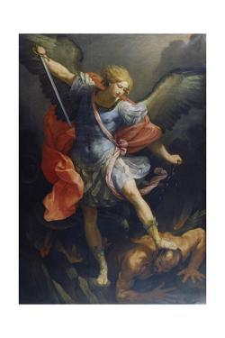 St. Michael the Archangel by Reni Guido