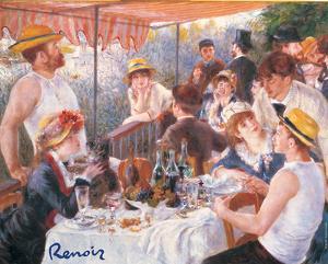 Renoir - Luncheon