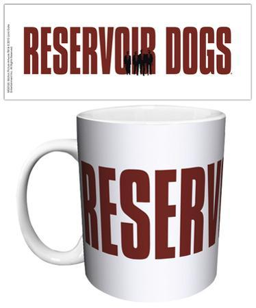 Reservoir Dogs - Title Red Mug