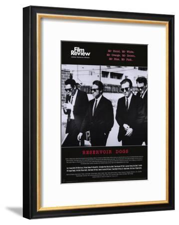 Reservoir Dogs--Framed Masterprint