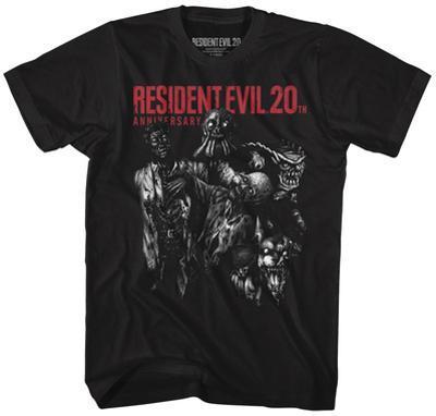 Resident Evil- 20th Anniversary Monsters
