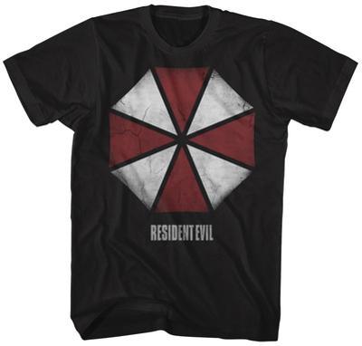 Resident Evil- Distressed Umbrella Logo