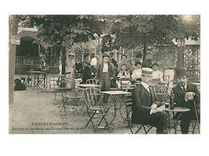 Restaurant, Joinville Le Pont, France
