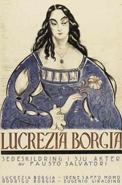 Retribution - Lucretia Borgia