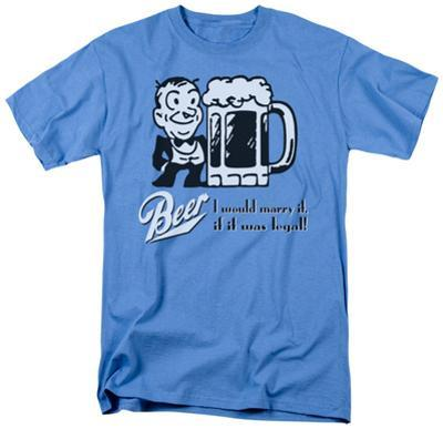 Retro - Beer - I Would Marry It