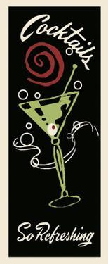 Cocktails So Refreshing by Retro Series