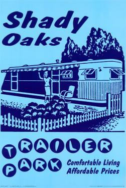 Retro - Shady Oaks Trailer Park