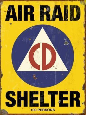 Air Raid CD by Retroplanet