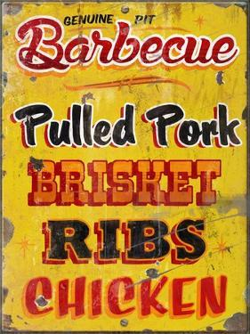 Barbeque Genuine Pit Trashed by Retroplanet