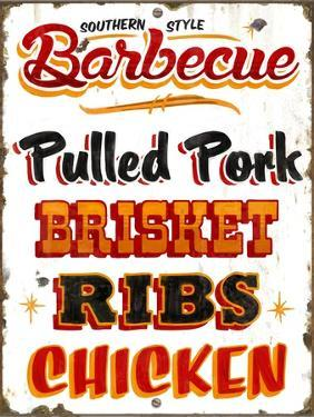 BBQ Southern by Retroplanet