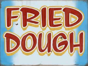 Fried Dough Distressed by Retroplanet