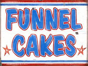 Funnel Cakes Rectangle by Retroplanet