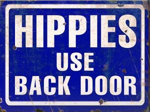 Hippies Back Door by Retroplanet