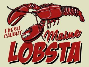 Lobster by Retroplanet