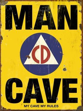 Mancave CD by Retroplanet