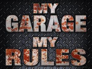 My Rules Garage by Retroplanet