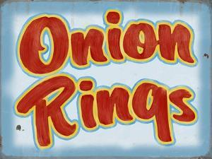 Onion Rings Distressed by Retroplanet