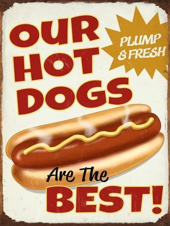 Our Hot Dogs Best