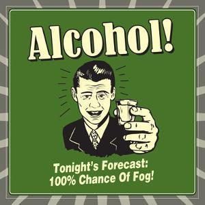 Alcohol Forecast by Retrospoofs