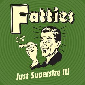 Fatties Just Supersize It! by Retrospoofs