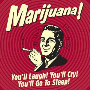 Marijuana! You'll Laugh! You'll Cry! You'll Go to Sleep! by Retrospoofs