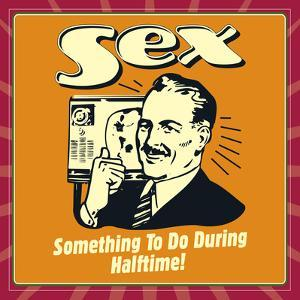 Sex Something to Do During Halftime! by Retrospoofs