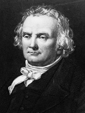 Rev. Thomas Chalmers, Scottish Clergyman, Philosopher and Economist