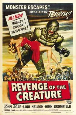 Revenge of the Creature, 1955, Directed by Jack Arnold
