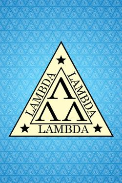 Revenge of the Nerds ?Movie Lambda Lambda Lambda Poster Print