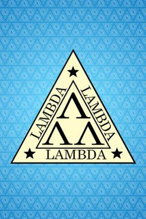 Revenge of the Nerds Movie Lambda Lambda Lambda Poster Print