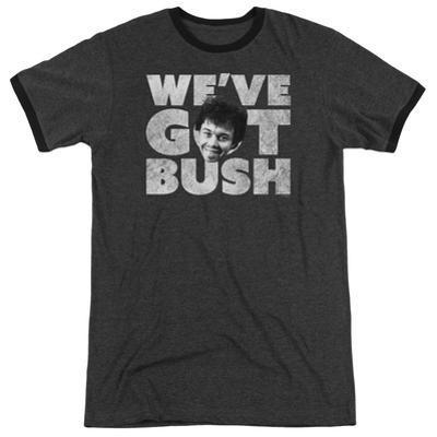 Revenge Of The Nerds- We'Ve Got Bush Ringer